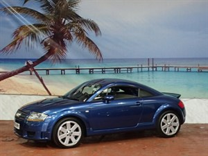 used Audi TT V6 Quattro 2dr DSG in South-Wales