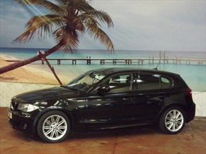 used BMW 120d 1 SERIES M Sport 5dr in South-Wales