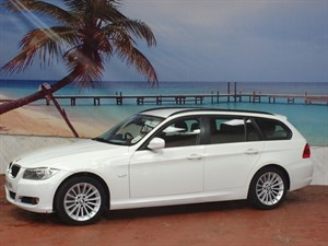 used BMW 320d 3 SERIES [184] SE 5dr in South-Wales