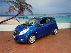 used Chevrolet Spark 1.2i LT 5dr in South-Wales
