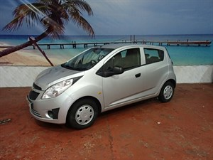used Chevrolet Spark 1.0i + 5dr in South-Wales
