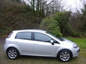used Fiat Punto Evo Multiair 16V GP 5dr in South-Wales