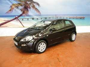 used Fiat Punto Easy 3dr in South-Wales