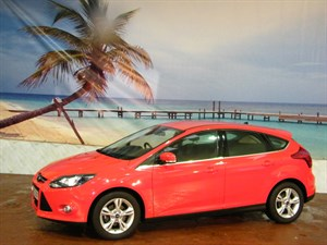 used Ford Focus TDCi 115 Zetec 5dr in South-Wales