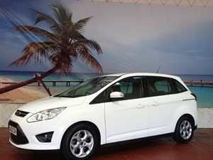 used Ford Grand C-Max TDCi Zetec 5dr in South-Wales
