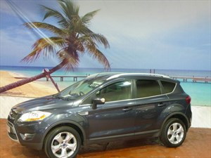 used Ford Kuga TDCi Zetec 5dr in South-Wales