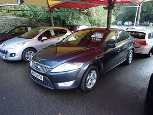 used Ford Mondeo TDCi Zetec 5dr in South-Wales