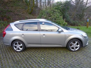 used Kia Ceed CRDi 3 5dr in South-Wales