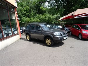 used Land Rover Freelander Td4 Adventurer Station Wagon 5dr in South-Wales