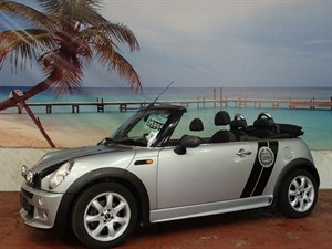 used MINI Convertible One 2dr in South-Wales