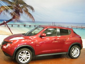used Nissan Juke dCi Tekna 5dr in South-Wales