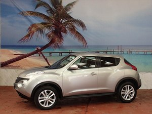 used Nissan Juke Acenta 5dr [Premium Pack] in South-Wales