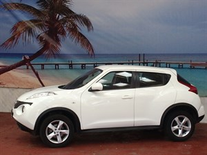 used Nissan Juke [94] Visia 5dr in South-Wales