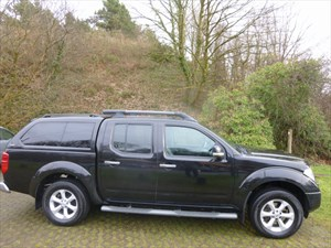used Nissan Navara Double Cab Pick Up Aventura 2.5dCi 169 4WD         in South-Wales