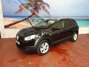 used Nissan Qashqai+2 dCi [110] Acenta 5dr in South-Wales