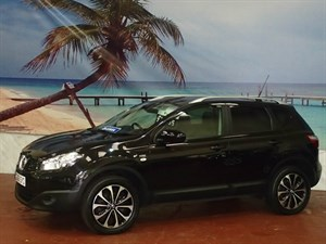 used Nissan Qashqai dCi [110] N-Tec 5dr in South-Wales