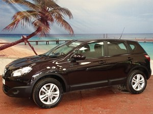 used Nissan Qashqai dCi [110] Acenta 5dr in South-Wales