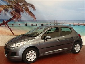 used Peugeot 207 S 5dr [AC] in South-Wales