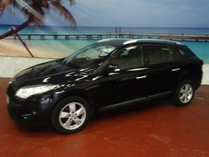 used Renault Megane dCi 106 Dynamique TomTom 5dr in South-Wales