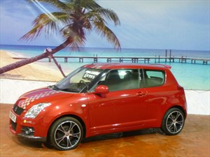 used Suzuki Swift VVT Sport 3dr in South-Wales
