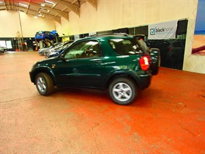 used Toyota RAV4 NRG 3dr in South-Wales