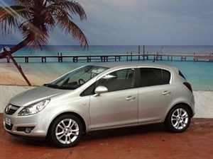 used Vauxhall Corsa 1.4i 16V SXi 5dr [AC] in South-Wales