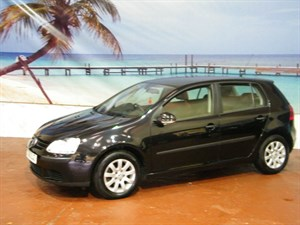 used VW Golf SE TDI 5dr in South-Wales
