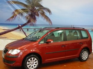 used VW Touran S 5dr in South-Wales