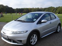 Used Honda Civic I-DSI SE