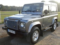 Used Land Rover Defender TD 90 XS STATION WAGON