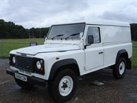 Used Land Rover Defender 110 TD5 STATION WAGON