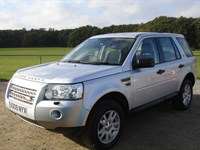 Used Land Rover Freelander TD4_E XS