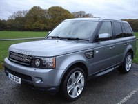 Used Land Rover Range Rover Sport SDV6 HSE Luxury