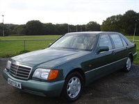 Used Mercedes 500 S Class SEL