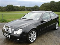 Used Mercedes C220 C Class CDI SPORTCOUPE SE