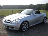 Used Mercedes SLK350 SLK AUTO CONVERTIBLE