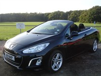 Used Peugeot 308 THP ACTIVE COUPE CABRIO 156BHP