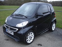 Used Smart Car Fortwo CABRIO PASSION MHD 71BHP