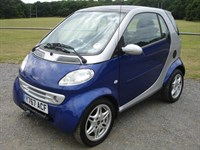 Used Smart Car Passion City Coupe LHD + TOWING A-FRAME