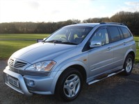 Used Ssangyong Kyron XDI SX 4WD AUTO