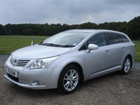 Used Toyota Avensis VALVEMATIC TR