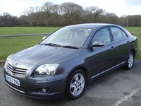 Used Toyota Avensis VVT-I T3-X AUTOMATIC
