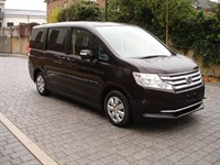Used Honda Stepwagon i-VTEC 12 BIMTA AUTO AC NEW SHAPE 8SEAT POWER DOORS DVD/GPS FRESH IMPORT