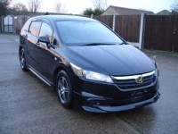 Used Honda Stream ODYSSEY SE 06/56 AUTO NEW SHAPE AC MPV 7SEATER GPS/DVD/CAMERA FRESH IMPORT