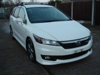 Used Honda Stream ODYSSEY RSZ SPORT 06/56 AUTO NEW SHAPE AC MPV GPS/DVD/CAMERA FRESH IMPORT