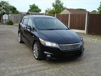 Used Honda Stream ODYSSEY SE 2.0 56 AUTO NEW SHAPE AC MPV LEATHER GPS/DVD/CAMERA FRESH IMPORT