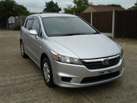 Used Honda Stream ODYSSEY SE 07/56 AUTO NEW SHAPE AC MPV 7SEATER GPS/DVD/CAMERA FRESH IMPORT