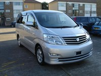 Used Toyota Alphard ESTIMA V6 3.0 56 4WD AUTO AC MPV BIMTA DVD/GPS/CAMERA POWER DOOR FRESH IMPT