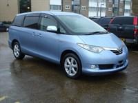 Used Toyota Estima HYBRID 2.4 56 AUTO AC NEW SHAPE 8SEAT POWER DOOR DVD/GPS/CAMER FRESH IMPORT