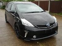 Used Toyota Prius+ HYBRID EXCEL 1.8 PCO AUTO AC ESTATE 7SEAT BIMTA VVT-i FRESH IMPORT